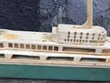 Модель корабля Украина, фото №4