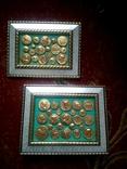 Две картины из античных монет, фото №2