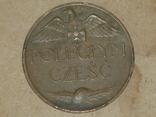 """Польша.Настольная медаль """" POLEGŁYM CZEŚĆ 1918-1920"""", фото №7"""