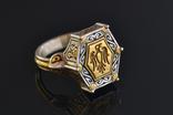 Перстень Киевской Руси. Копия, фото №2