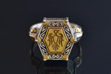 Перстень Киевской Руси. Копия, фото №3