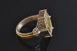 Перстень Киевской Руси. Копия, фото №4