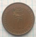 Норвегия 5 эре 1940, фото №3