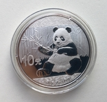 Панда Китай Chinese Panda 2017 cеребро, фото №2
