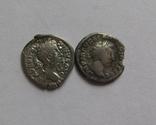Два денария Марка Аврелия, фото №2