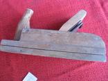Рубанок №4 лезвие с клеймом., фото №3