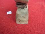 Рубанок №4 лезвие с клеймом., фото №4