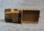 Грузовик военный металл клеймо ТПЗ СССР, фото №7
