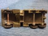 Грузовик военный металл клеймо ТПЗ СССР, фото №8