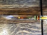 Шариковая ручка оргстекло ссср (Зекпром), фото №5