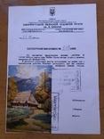 Иосиф Бокшай (младший) «Хатина в горах» 70х50, картон, масло 1976 г., фото №7