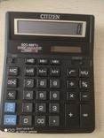 Калькулятор Citizen SDC-888TII Новый, фото №2