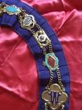 Нагрудная лента Старинного Королевского Ордена Буйволов, фото №6