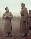 Император Николай II и его дядя Великий князь Николай Николаевич, фото №2