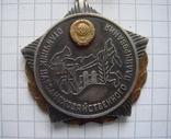Отличник народнохозяйственного планирования СССР, фото №3