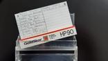 Касета GoldStar HP 90 (Release year: 1989-91), фото №4