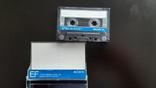 Касета Sony EF 90 (Release year 1986), фото №4