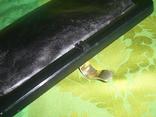 Клатч кожаный винтажный. с кожаной подкладкой 50- 60 е годы, фото №9