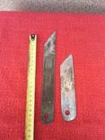 Ножи сапожные 2шт., фото №2