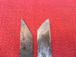 Ножи сапожные 2шт., фото №5