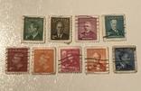9 сюжетных марок Канады, фото №2