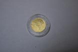 Золотая монета 2 гривны Лелека., фото №8