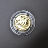 Золотая монета 2 гривны Скифское золото., фото №7