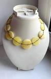 Ожерелья из натурального янтаря. 44 гр., фото №7