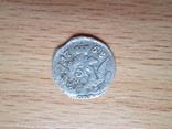 5 копеек 1758г. серебро, фото №2