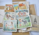 Альбом для развития речи детей раннего возраста СССР карточки, фото №9