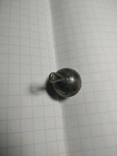 Серебряная пуговица, фото №5