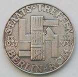Германия. Третий Рейх. Гитлер-Муссолини. Встреча на государственном уровне (копия), фото №3