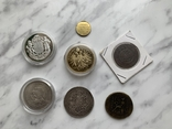 Копии монет 7 шт, фото №3