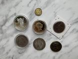 Копии монет 7 шт, фото №4