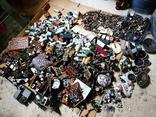Мега лот более 30 кг Конденсаторов Транзисторов Резисторов Плат Колонок, фото №7