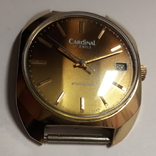 Часы  механические CARDINAL,AU10, фото №4