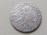 Коронный Орт 1622 год. Быгдощ. (№6). SIGIS-сдвоенные буквы., фото №5
