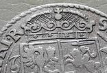 Коронный Орт 1622 год. Быгдощ. (№6). SIGIS-сдвоенные буквы., фото №2