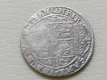 Коронный Орт 1622 год. Быгдощ. (№6). SIGIS-сдвоенные буквы., фото №11