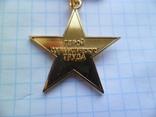 Орден боевого красного знамени копия, фото №5