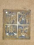 Фрагмент 3 - х створчататого складеня (XIX) век, фото №2