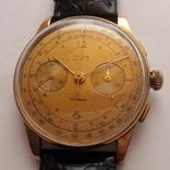 Часы золотые швейцарские TITUS, фото №2