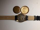 Часы золотые швейцарские TITUS, фото №13