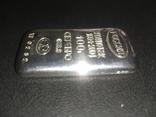 Слиток серебра сертификат, фото №8