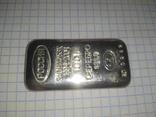 Слиток серебра сертификат, фото №10