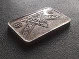 Слиток серебра № 2 25 грамм, фото №5