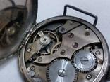 Наручные Швейцарские часы 1910-х годов., фото №8