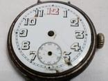 Наручные Швейцарские часы 1910-х годов., фото №2