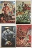 4 календарика, плакаты к фильмам, 1991 / плакати до фільмів, фото №2
