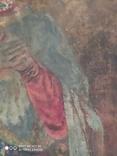 Икона на холсте, фото №7